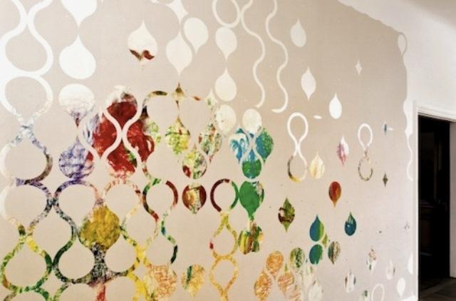 Creative Tear Off Wallpaper For Customizable Design | DigsDigs