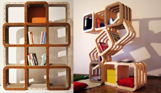 Creative Versatile Storage Furniture To Transform As You Need