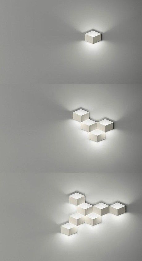 Latest Wall Lamp Design : 38 Creative Wall Lamp Designs That Inspire - DigsDigs