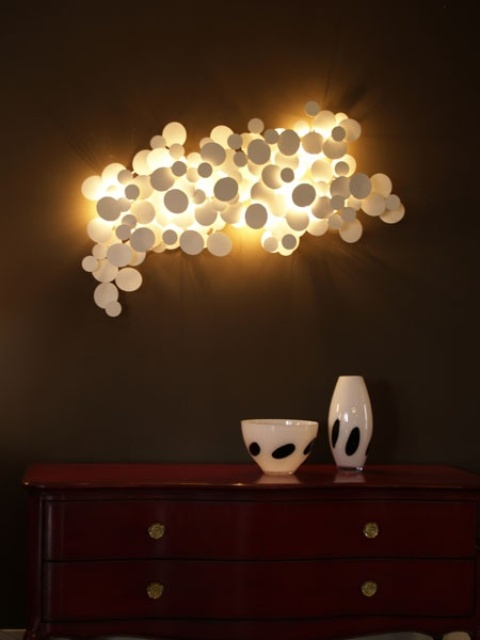 creative wall lamp designs olympus digital camera - Designer Wall Lamps
