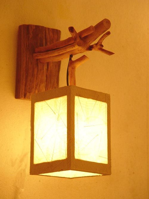 Creative Wall Lamp Designs