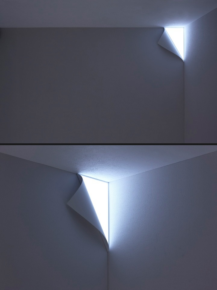 Wall Lamp New Design : 38 Creative Wall Lamp Designs That Inspire DigsDigs