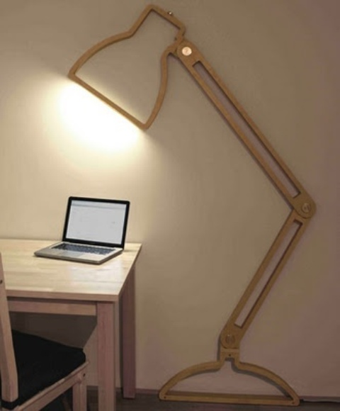 Superieur Creative Wall Lamp Designs