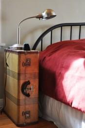 Creative Ways Of Reusing Vintage Suitcases