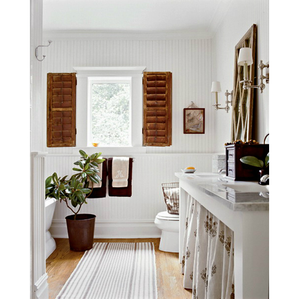 Picture Of creative ways to hide a washing machine in your home  3