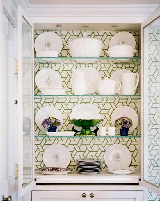 Creative Ways To Use Wallpaper