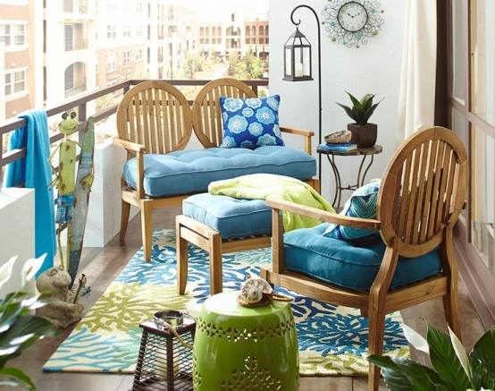 31 Creative Yet Simple Summer Balcony Décor Ideas To Try