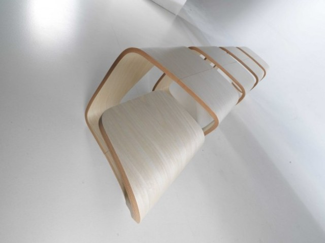 Creativity And Comfort Unusual Dna Bench