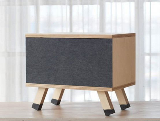 Credenza With Its Own Personality By Chuck Routier