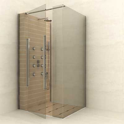Site Blogspot  Shower Design on Shower Designs  Minimalist Cube Shower