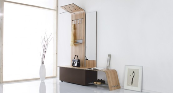 Home And Design Modern Hall Furniture From Jannis Ellenberger