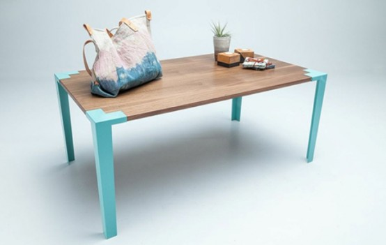 Customizable Short And Tall Table To Suit Any Environment