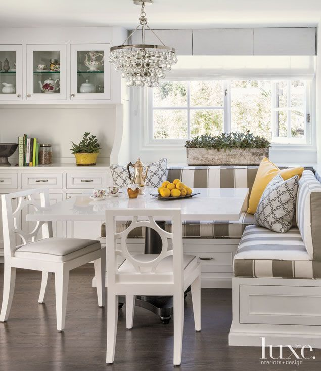 40 Cute And Cozy Breakfast Nook D 233 Cor Ideas Digsdigs