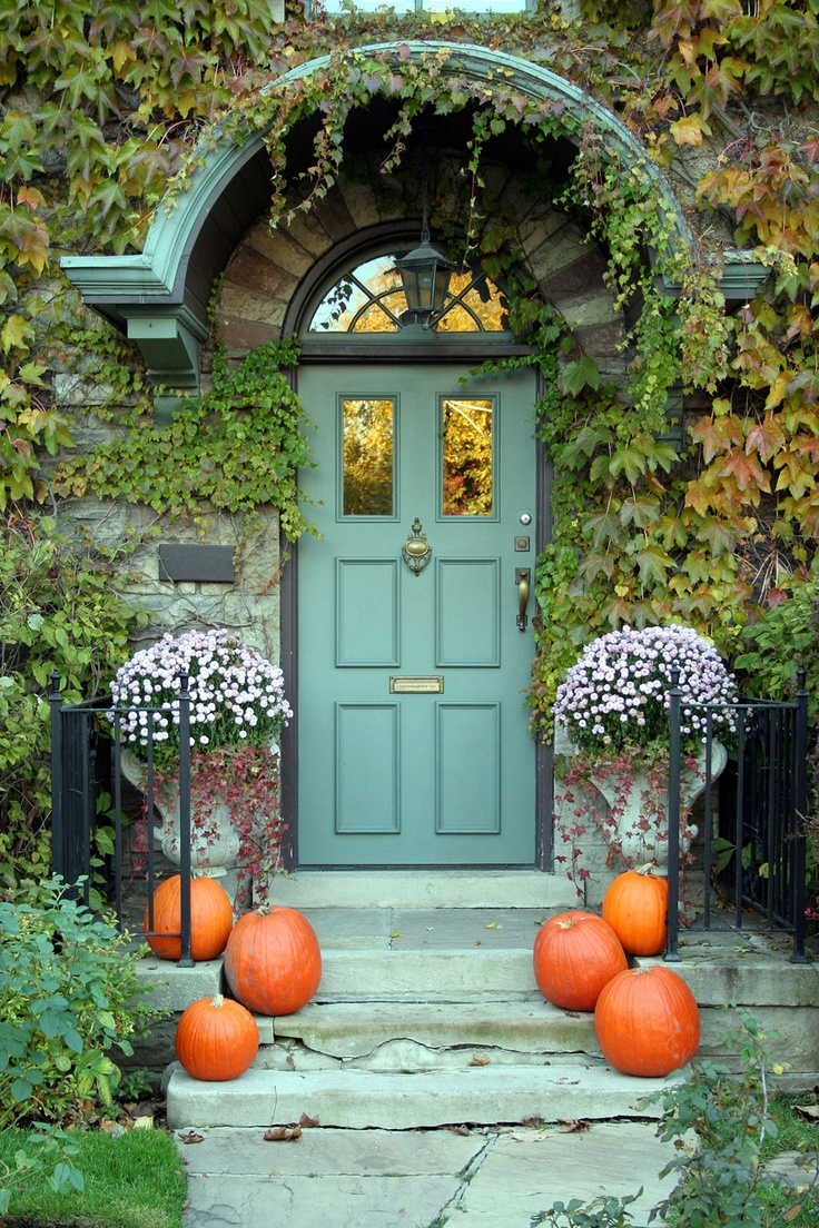 title | Front Door Fall Decor Ideas