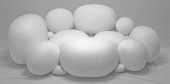 Cute And Versatile Marshmallows Sofa