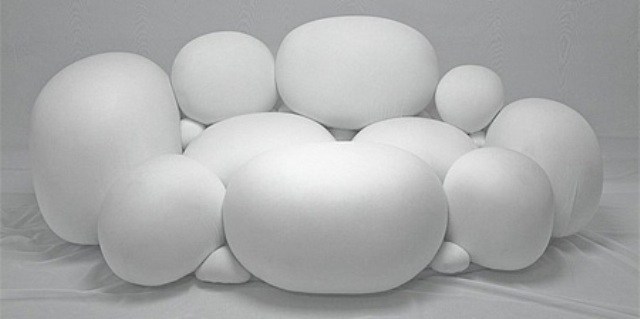 Cute And Versatile Marshmallows Sofa