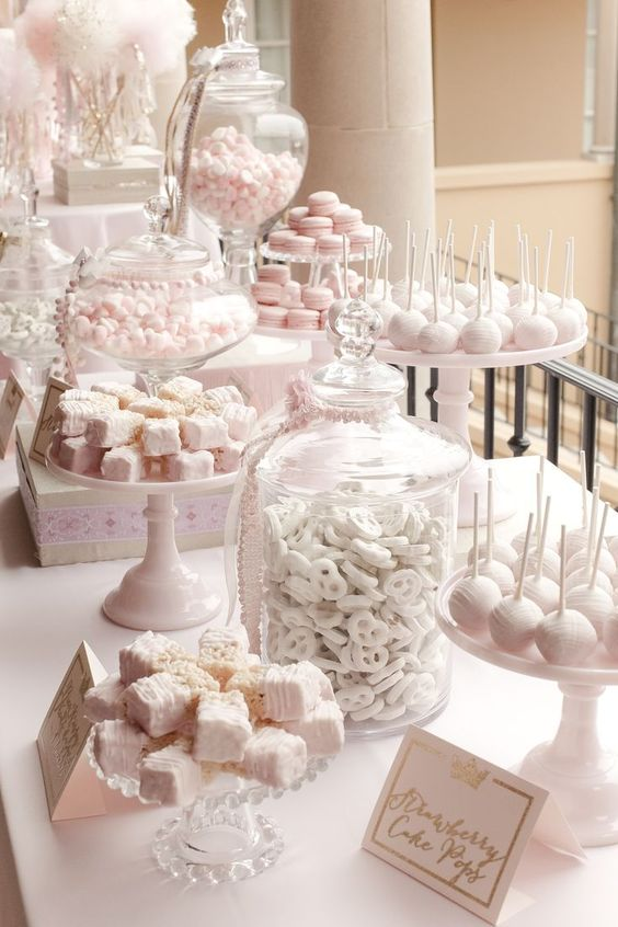 31 Cute Baby Shower Dessert Table D 233 Cor Ideas Digsdigs