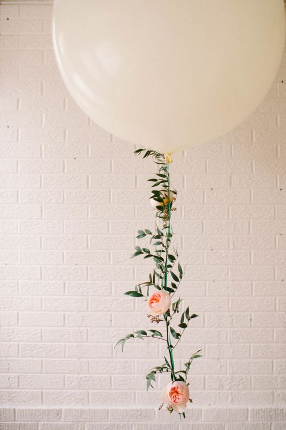 Picture Of cute balloon decor ideas for baby showers  28