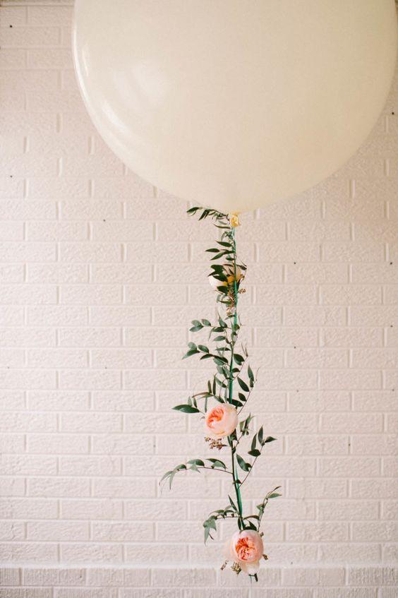 Cute Balloon Décor Ideas For Baby Showers