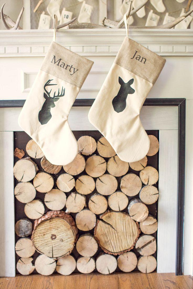 Cute Deer Decor Ideas For Cozy Christmas Spaces