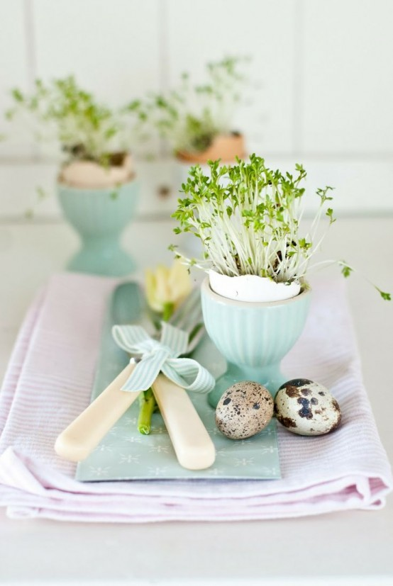21 Cute Pastel Easter Décor Ideas To Try