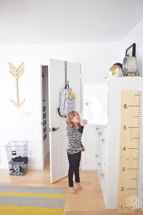 Picture Of cute mid century modern kids rooms decor ideas  1