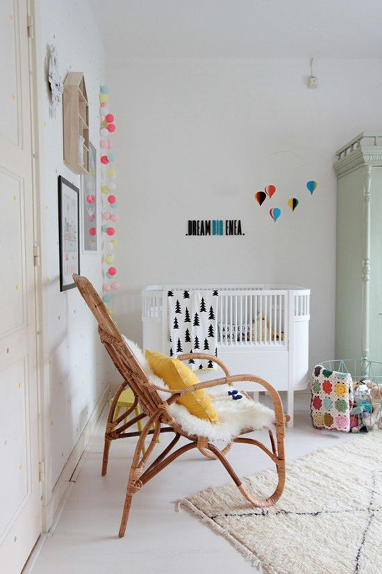 cute mid century modern kids rooms decor ideas