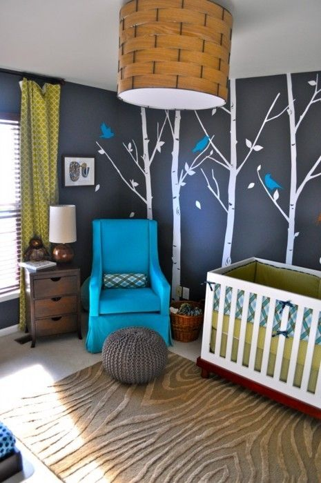 Picture Of cute mid century modern kids rooms decor ideas  29