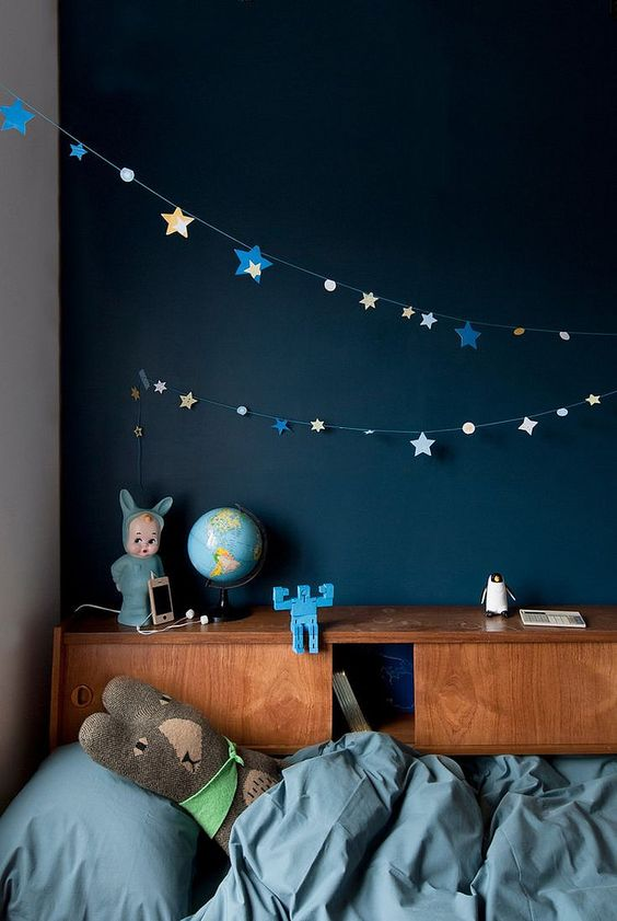 Picture Of cute mid century modern kids rooms decor ideas  8