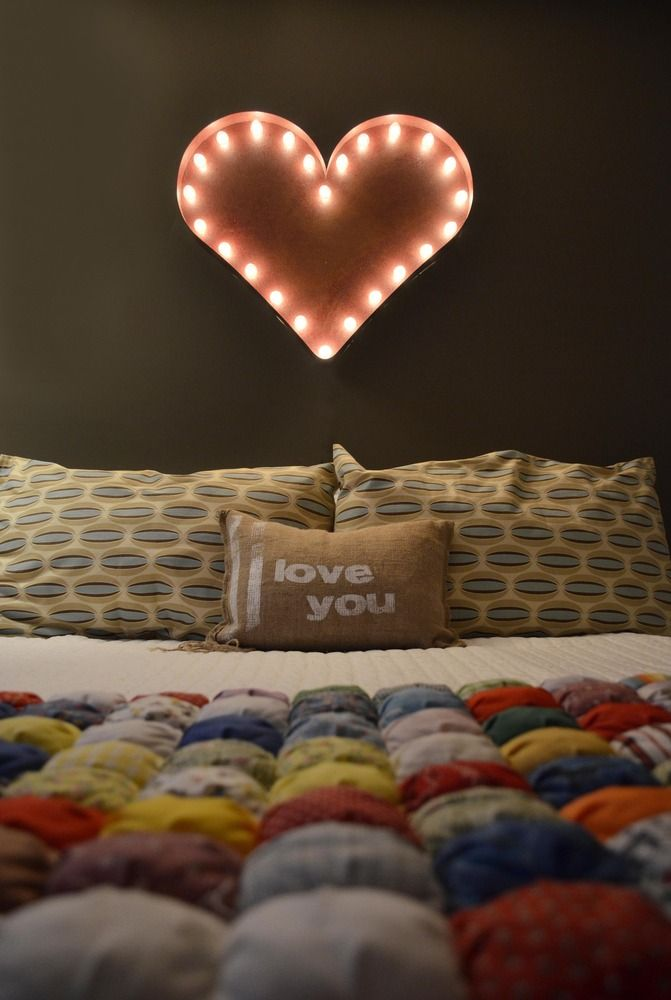 Picture Of cute valentines day marquee ideas for your home  10
