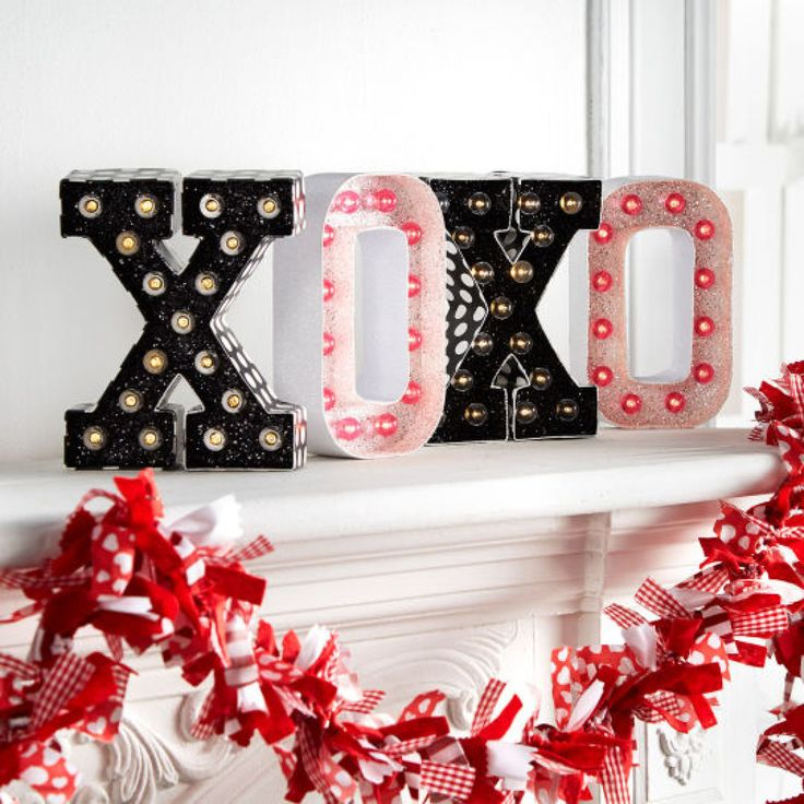 Picture Of cute valentines day marquee ideas for your home  11