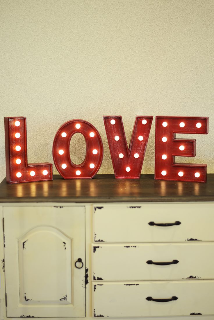 Picture Of cute valentines day marquee ideas for your home  16