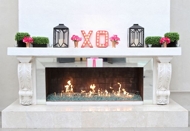 Picture Of cute valentines day marquee ideas for your home  21