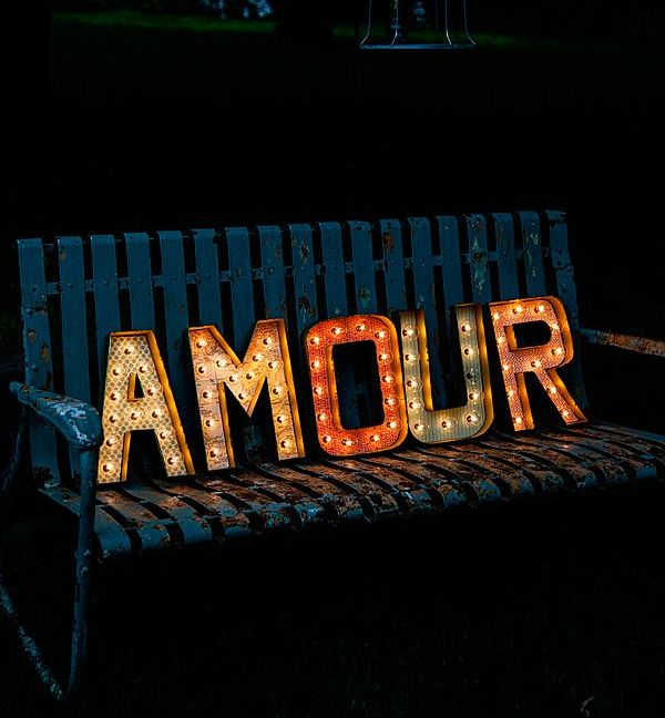 Picture Of cute valentines day marquee ideas for your home  4