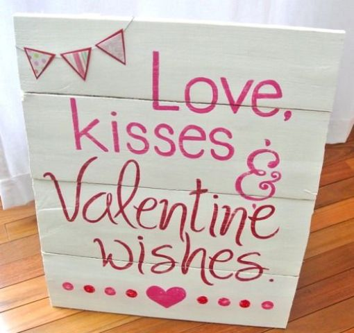 27 cute day signs valentine for outdoor and indoor home decoration valentine signs