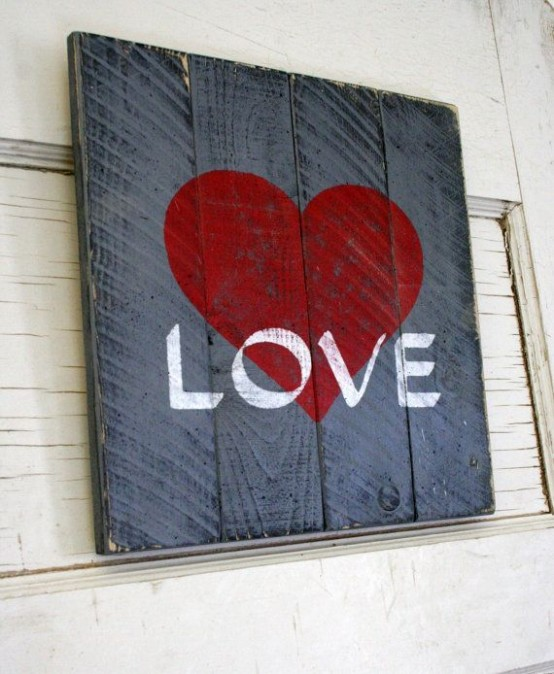 cute valentines day signs for outdoors and indoors - Valentine Signs