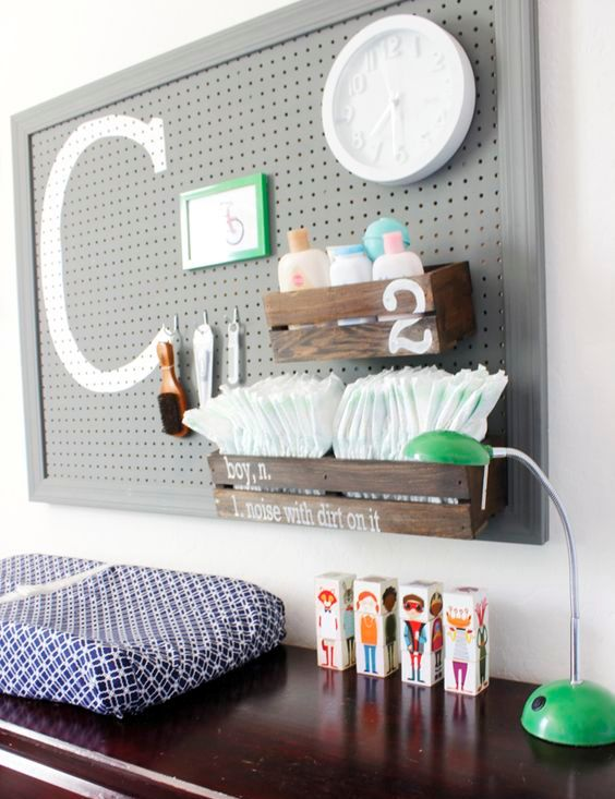 Pinterest Bedroom Organization