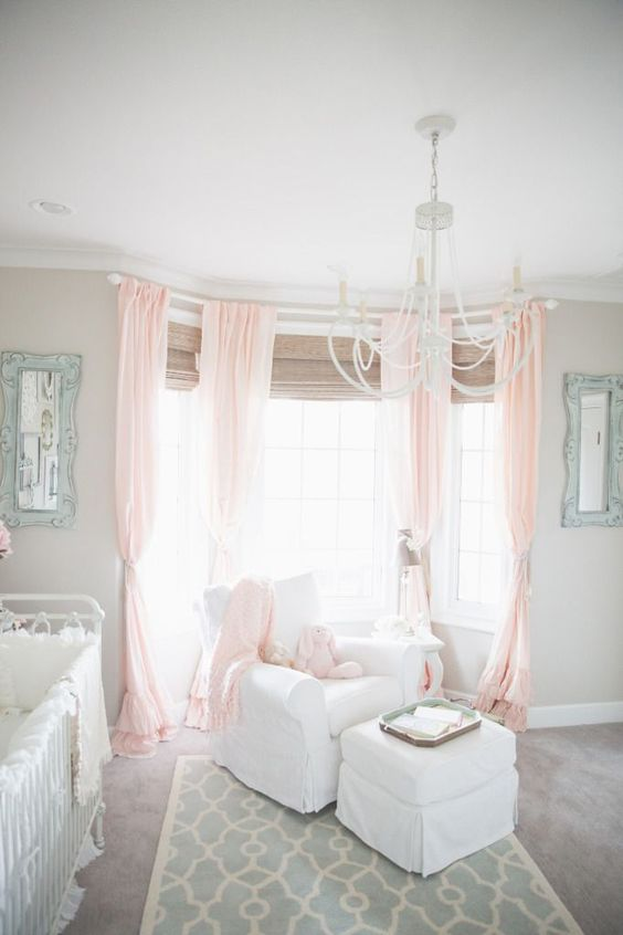 Picture Of cutest and most chic girl nursery designs to get inspired  1