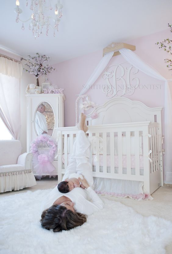Picture Of cutest and most chic girl nursery designs to get inspired  10