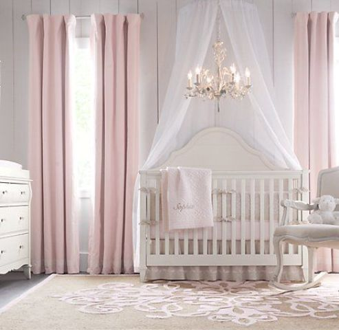 Picture Of cutest and most chic girl nursery designs to get inspired  11