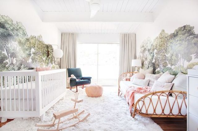 Picture Of cutest and most chic girl nursery designs to get inspired  13