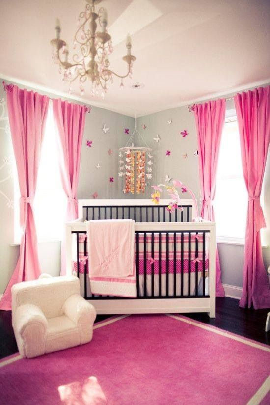 Cutest And Most Chic Girl Nursery Designs To Get Inspired