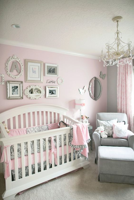 Picture Of cutest and most chic girl nursery designs to get inspired  19