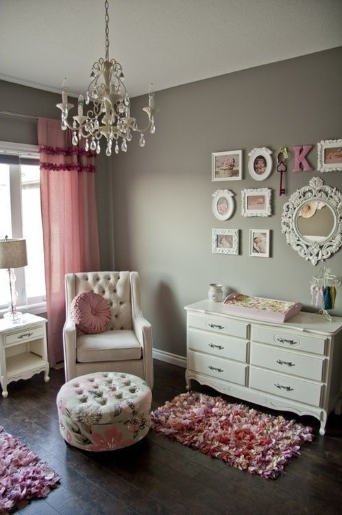 48 Cutest And Most Chic Girl Nursery Designs To Get Inspired DigsDigs Amazing Baby Room For Girl