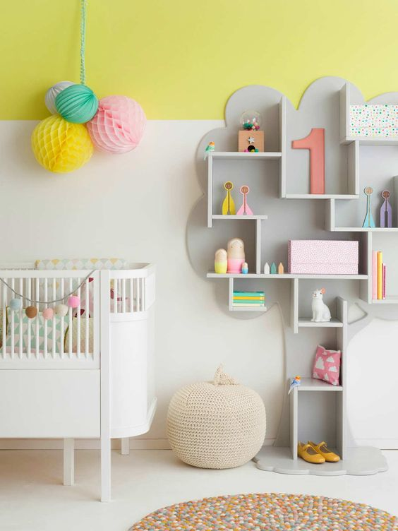 Picture Of cutest and most chic girl nursery designs to get inspired  27