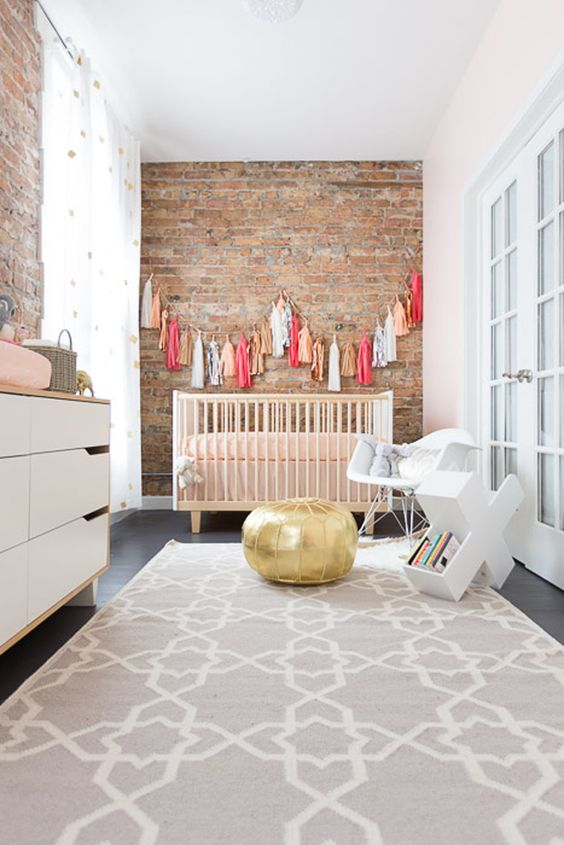 Picture Of cutest and most chic girl nursery designs to get inspired  29