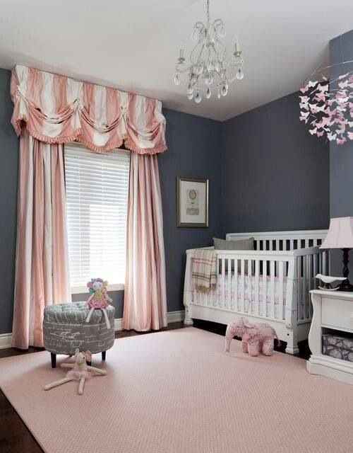 Picture Of cutest and most chic girl nursery designs to get inspired  31