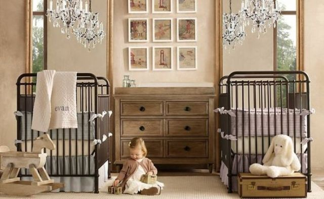 Cute Nurseries 30 cutest shared nurseries for boys and girls - digsdigs