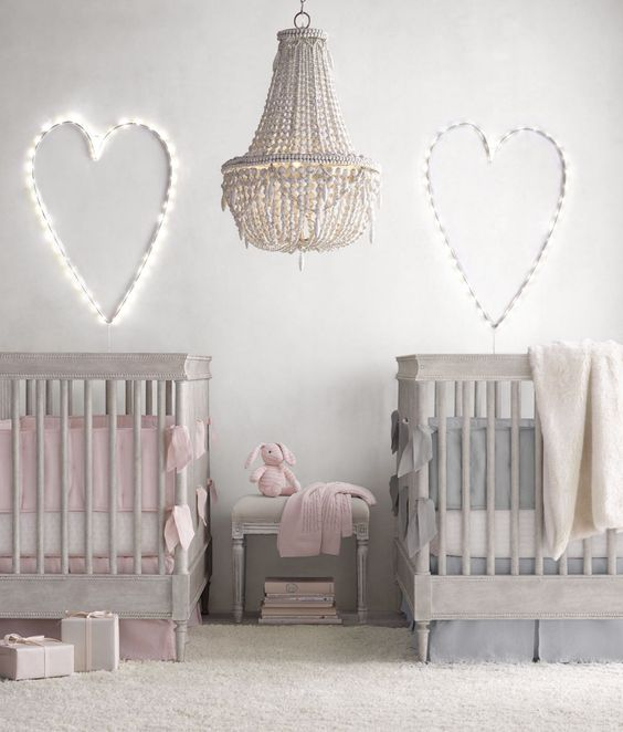 Image result for boy and girl nursery