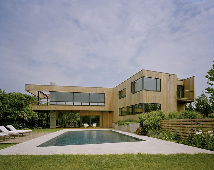 A Year Round Vacation Home – Cutler Residence by Murdock Young Architects